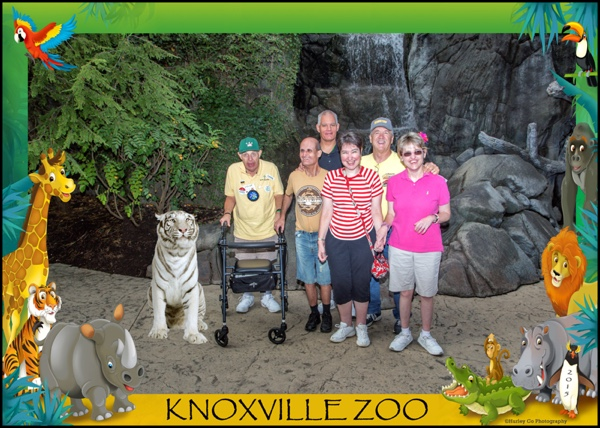 Fun at the Knoxville Zoo